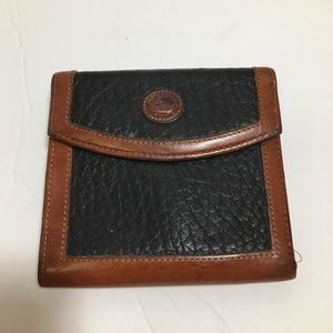 Rooney and bourke square vintage wallet